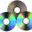 Cd, dvd disk — Stock Photo #9577592