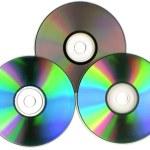 Cd, dvd disk — Stock Photo