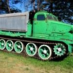 Big Tractor — Stock Photo #10240031