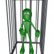 Prisoner — Stock Photo
