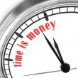 Time Is Money — Stock Photo #10654700