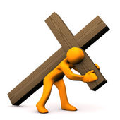 Crucifixion — Stock Photo
