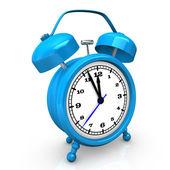 Alarmas azul — Foto de Stock