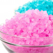 Stock Photo: Sea color salt