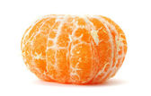 The cleared tangerine — Stock Photo