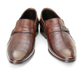Pair of man's shoes — Stock Photo