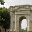 Verona, Arco dei Gavi, Roman building, Italy - Stock Photo