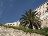Cagliari, old town, Castello, Sardinia, Italy, Europe — Stock Photo