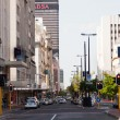 Stock Photo: Busy urbstreet scene Cape Town South Africa