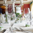 Elegant formal place setting — Stock Photo #10071366