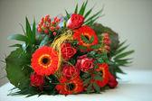 Colourful Floral Bouquet — Stock Photo