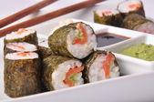 Sushi rollz — Stockfoto