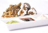 Sushi jídlo — Stock fotografie