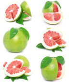 Pomelo fruits — Stockfoto