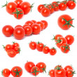 Tomato cherry collection — Stock Photo