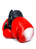 Sport boxing — Stock Photo