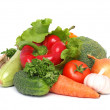 Fresh vegetable — Stock Photo #9940952