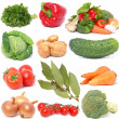 Fresh vegetable — Stock Photo #9964308