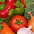 Fresh vegetable — Stock Photo #9966704