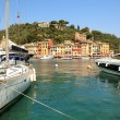 Bay of Portofino. Liguria, Italy. — Stock Photo