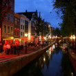 ������, ������: Red Light District at night