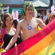 Gay Pride Parade in Tel-Aviv. — Stock Photo