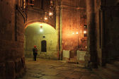Holy Sepulcher Church interior. — Stock Photo