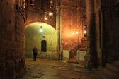 Holy Sepulcher Church interior. — Stock Photo