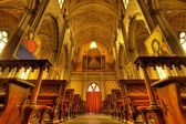 San Vittore church interior. — Foto Stock