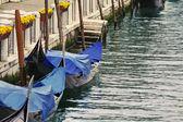 венецианский канал. — Стоковое фото