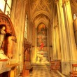 San Vittore church interior. — Stock Photo