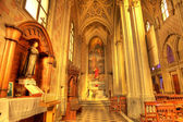 San Vittore church interior. — Foto de Stock