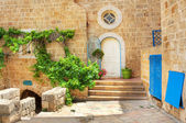 Old house. Yafo, Israel. — Stock Photo
