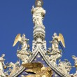 San Marco Basilica - Fragment. Venice, Italy. — Stock Photo
