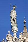 San Marco Basilica - Fragment. Venice, Italy. — Stock Photo