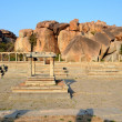 Hampi, India - Lizenzfreies Foto