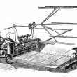 Agricultural machinery — 图库照片 #7970567