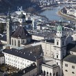 Cityscape of Salzburg, Austria — Stock Photo