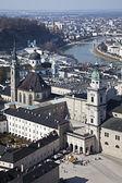 Cityscape of Salzburg, Austria — Stock Photo