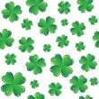 Seamless Saint Patrick's day background — Stock Vector