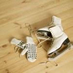 Figure Skates — Stock Photo #8409799