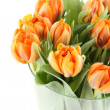 Tulips Bouquet — Stock Photo #8870995