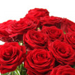Red roses — Stock Photo #8948539