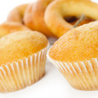 Stock Photo: Bakery products