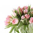Pink tulips — Stock Photo #9698006