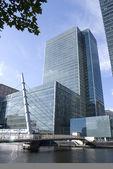 Canary wharf — Stock Photo