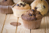 Domácí muffins — Stock fotografie