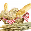Variety of bread — Stock Photo #9403920