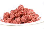 Beef mince — Stock Photo