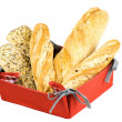 Variety of bread — Stock Photo #9664597